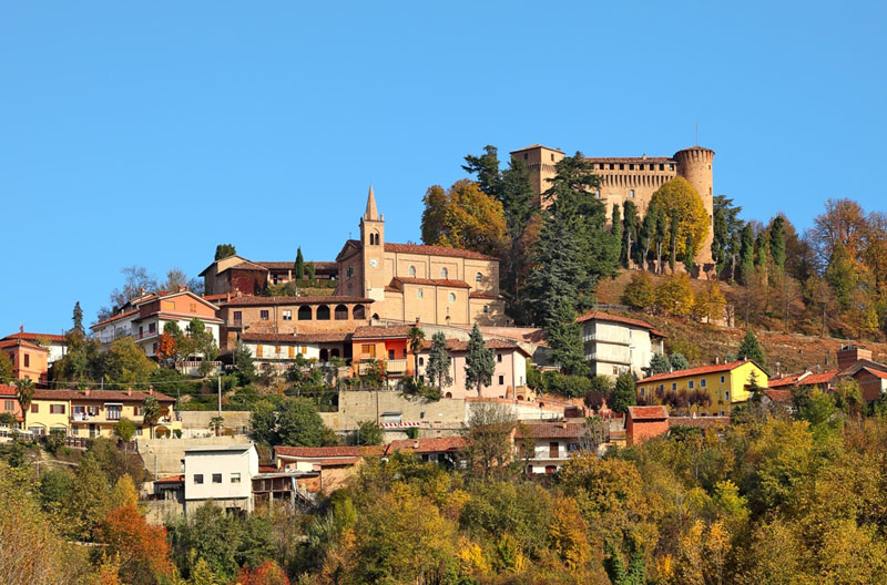 Taste the Truffles and Wines of Piedmont