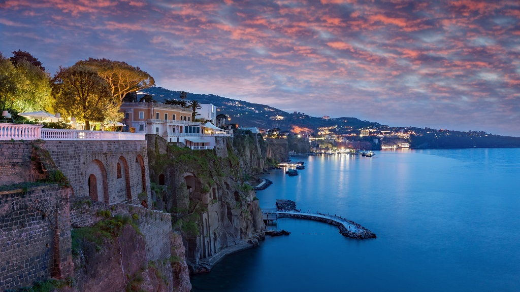 Celebrate the Christmas Holidays on The Amalfi Coast