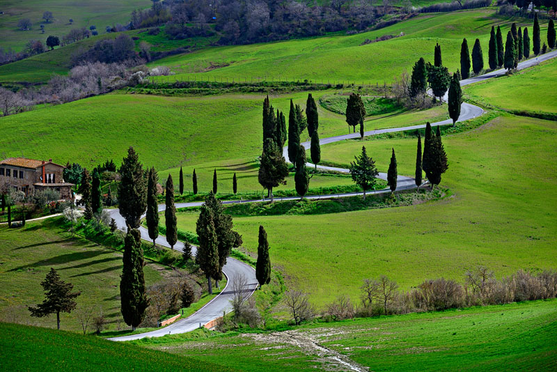 Off-Beaten Track Tour of Tuscany, Italy