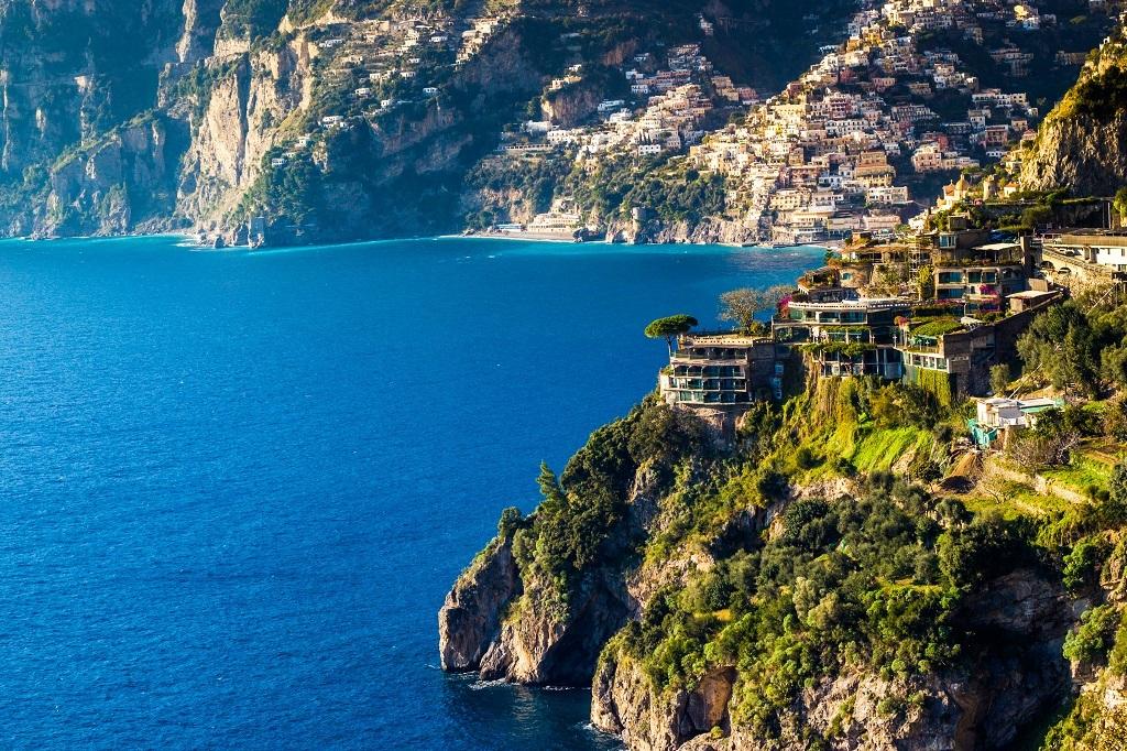 Experience the Unique Vibe of The Amalfi Coast
