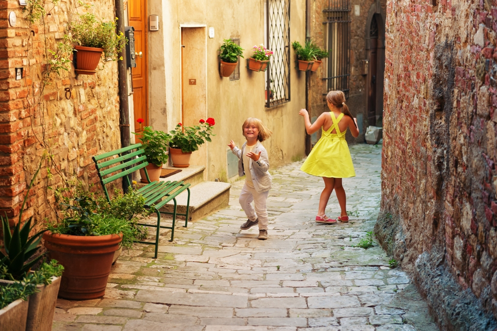 Italy Custom Family Vacation Tours and Packages