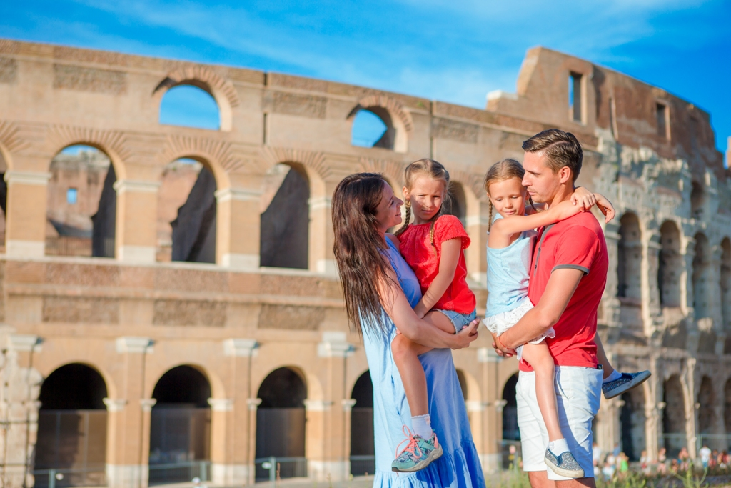 Private Family Vacation Packages to Visit Italy