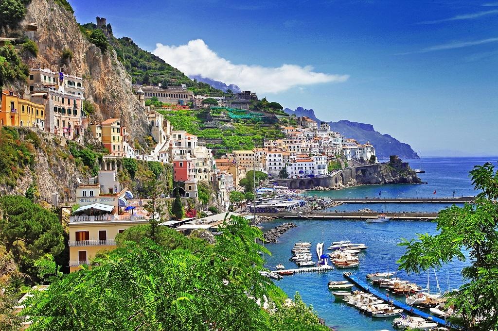 Awesome Private Tours to The Amalfi Coast