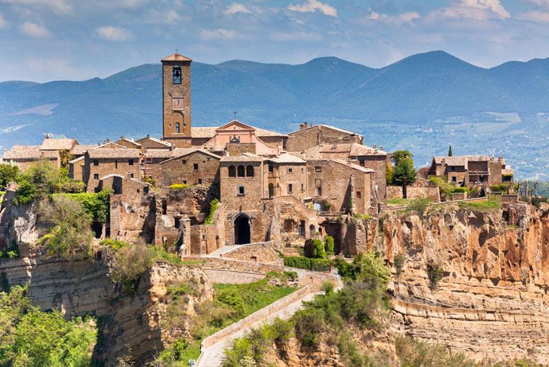Latium Towns Villages Borgos 1