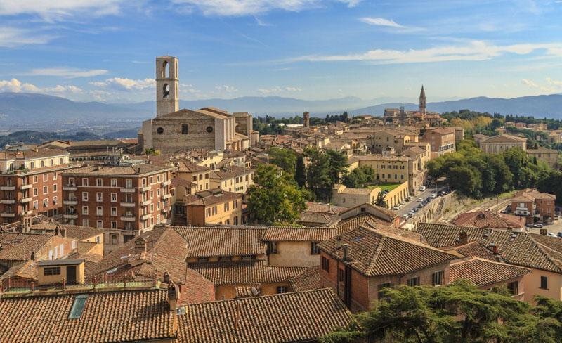 Le Marche Umbria Towns Villages 1