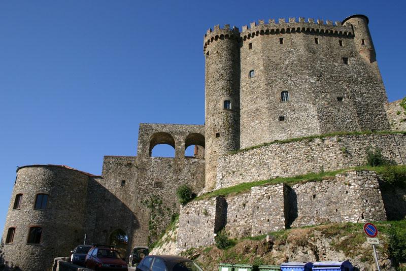 Lunigiana Villages Castles Borgos 1