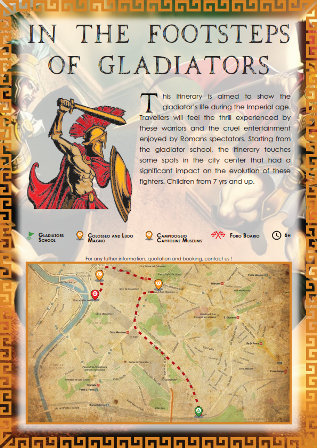 GLADIATORS 001